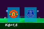 Манчестер Юнайтед-Эвертон