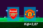 Арсенал-Манчестер Юнайтед
