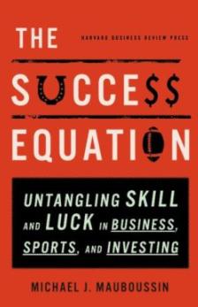 Уравнение успеха, Майкл Мобуссин
