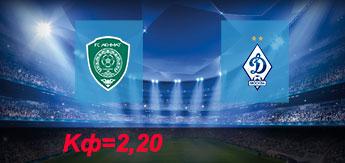 Ахмат - Динамо: Прогноз на 29 июля 2017