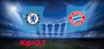 Челси - Бавария: Прогноз на 25 июля 2017