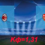 Милан — Арсенал: Прогноз на 8 марта 2018