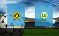 Прогноз на Боруссию Дортмунд и Вольфсбург 2 ноября 2019