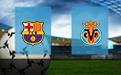 Прогноз на Барселону и Вильярреал 27 сентября 2020