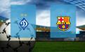 Прогноз на Динамо Киев и Барселону 24 ноября 2020