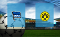 Прогноз на Герту и Боруссию Дортмунд 21 ноября 2020