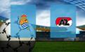 Прогноз на Реал Сосьедад и АЗ Алкмар 5 ноября 2020