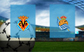 Прогноз на Вильярреал и Реал Сосьедад 30 января 2021