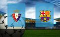 Матч между Осасуной и Барселоной пройдет в рамках 26-ого тура чемпионата Испании по футболу.