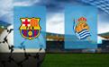 Прогноз на Барселону и Реал Сосьедад 15 августа 2021
